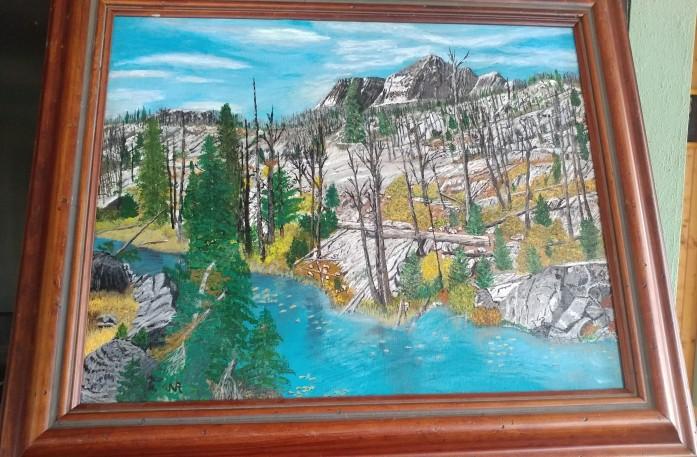 Rebirth of Yellowstone